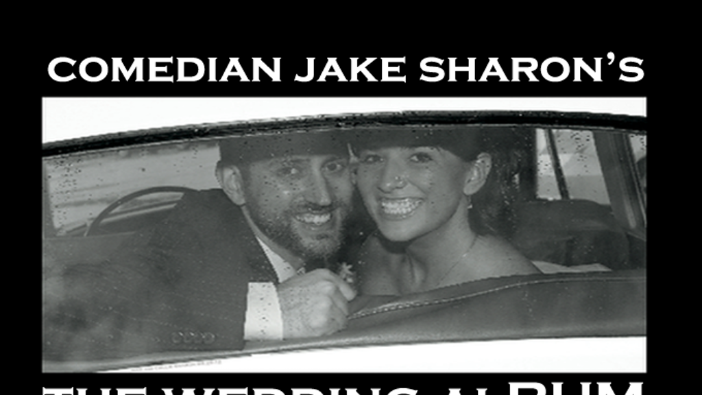 "Comedian Jake Sharon's ""The Wedding AlBUM"" project video thumbnail"