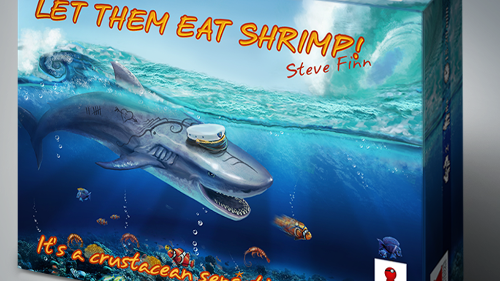 Let Them Eat Shrimp! project video thumbnail