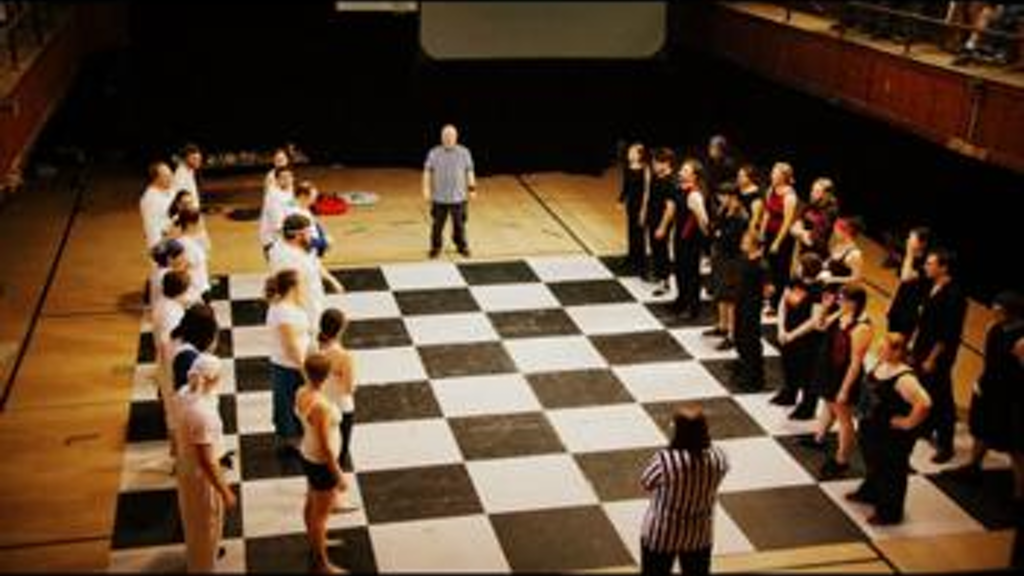 Human Combat Chess project video thumbnail