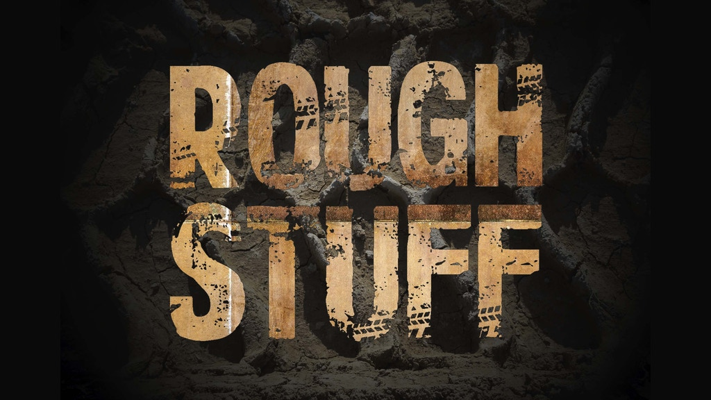 ROUGH STUFF - an offroad adventure film by Jonathan Adams ...