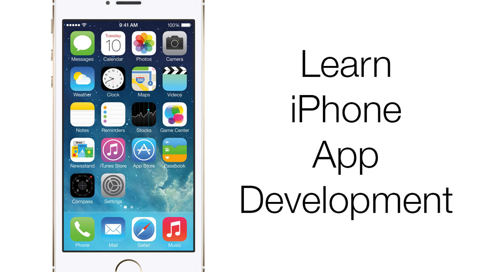 Learn iPhone App Development by Taylor Beck — Kickstarter