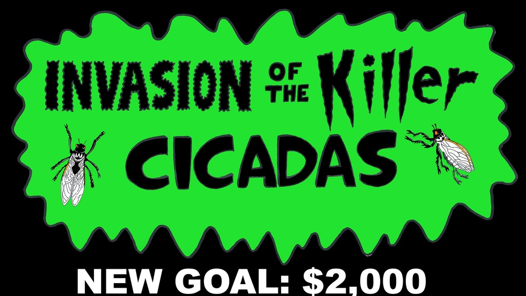 Invasion of the Killer Cicadas project video thumbnail