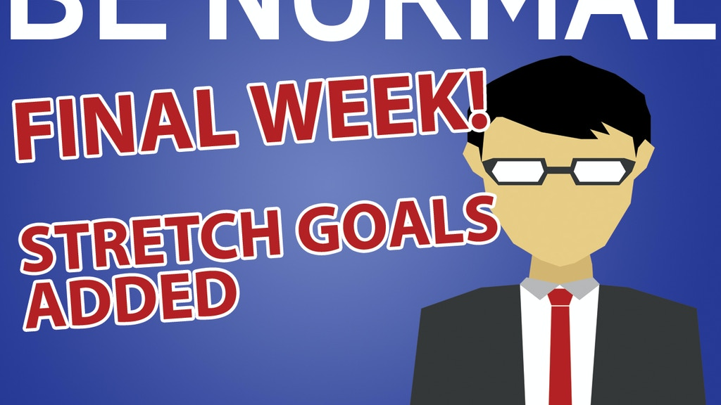Be Normal: A humorous guide to accepted and expected norms project video thumbnail