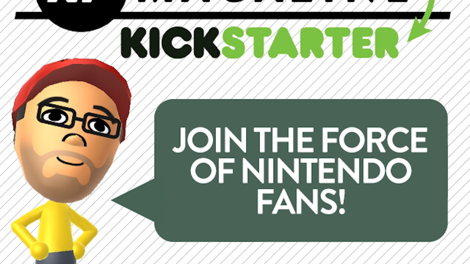 NF Magazine is the new source for Nintendo video game coverage delivered both digitally and in print. Subscribe to help us fund Year 2!