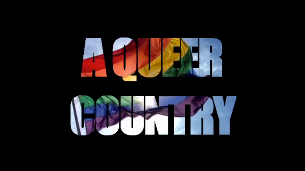 A QUEER COUNTRY project video thumbnail