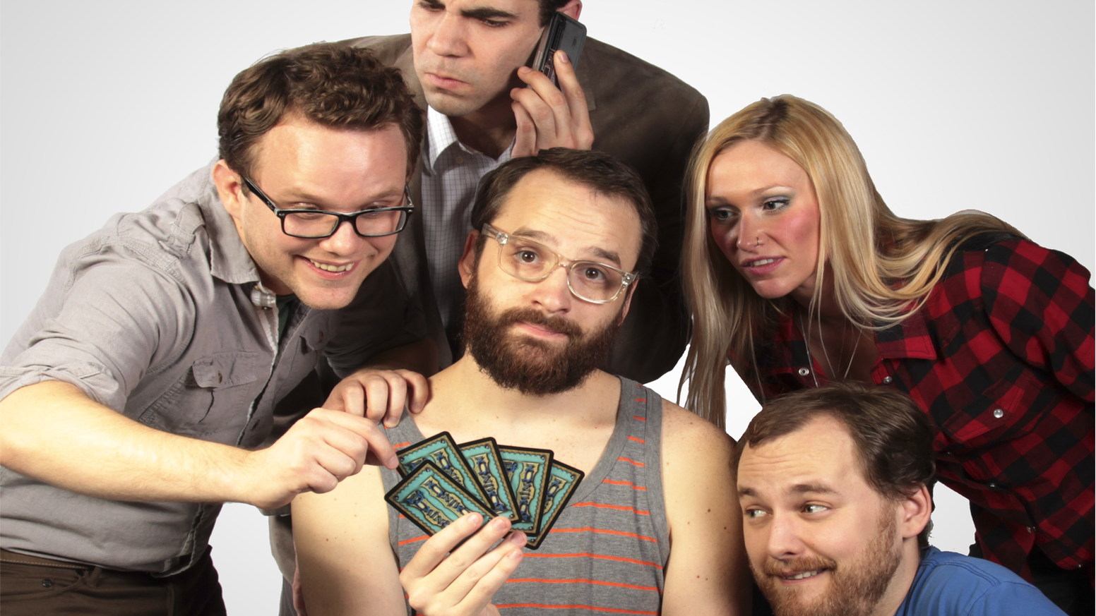 Board with Life is a comedy web series following a group of board game geeks during their weekly game nights.