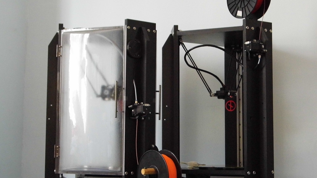 DeltaTrix 3D Printer project video thumbnail