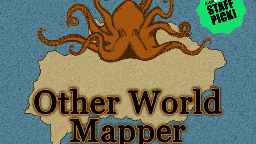 Other world mapper map design software by three minds software other world mapper map design software project video thumbnail gumiabroncs Images