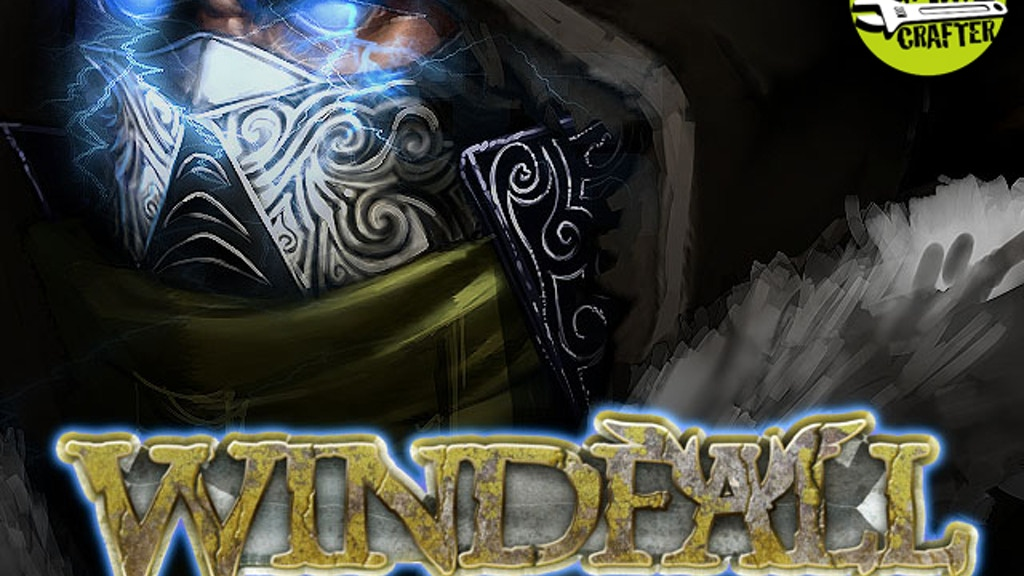 WINDFALL (Card Game) project video thumbnail