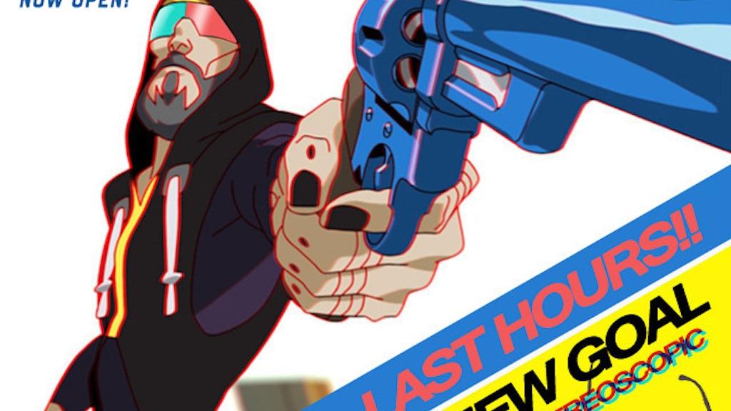 URBANCE - Sex kills (soon in 3D?) in dystopian future! by Steambot
