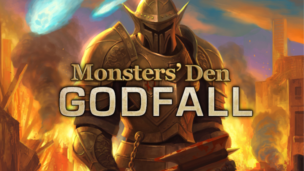 Monsters' Den: Godfall - A Turn-Based Dungeon-Crawling RPG project video thumbnail
