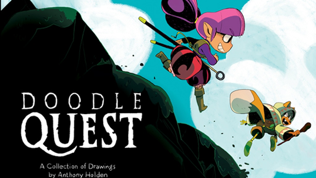 Doodle Quest project video thumbnail