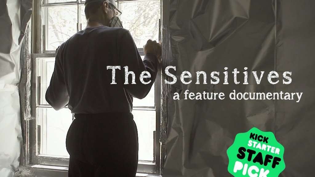 The Sensitives - a feature documentary project video thumbnail