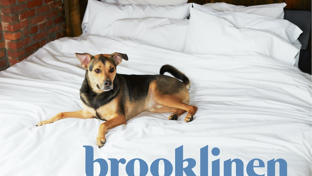 Brooklinen: All the quality, only a fraction of the price! project video thumbnail