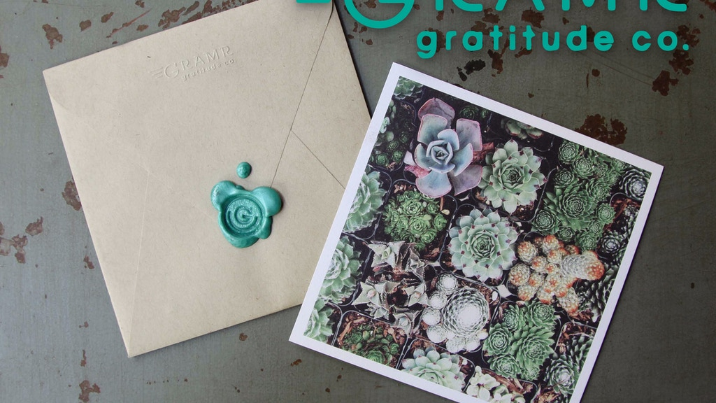 Gramr Gratitude Co. || Your Habit for Happiness project video thumbnail
