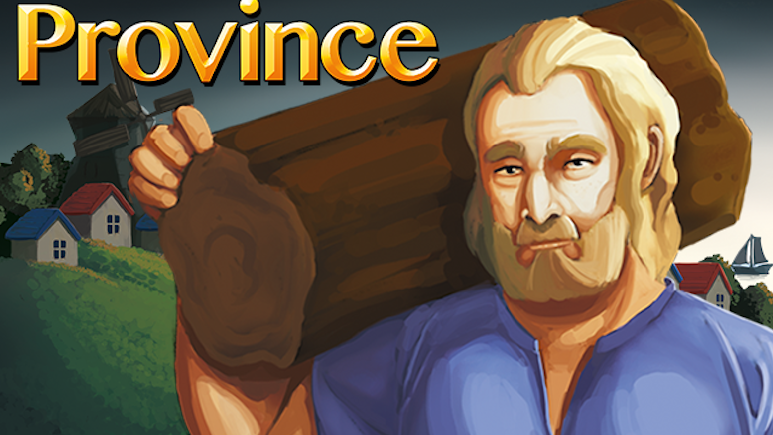 Province is an quick-to-learn eurogame that you can fit in your pocket! Play it between games or make a night of it!