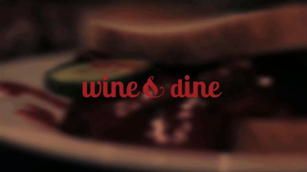 Wine and Dine project video thumbnail