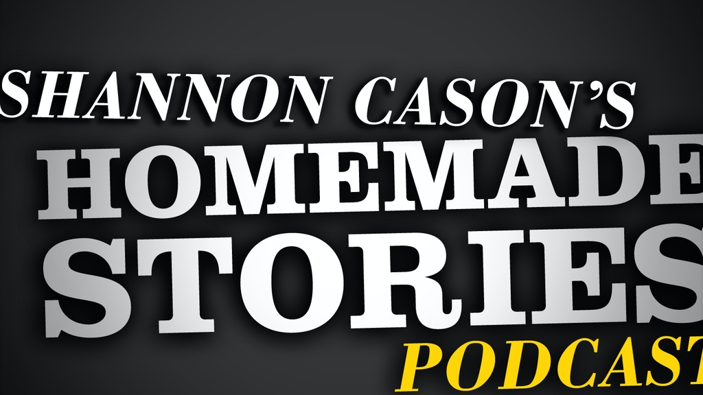 Homemade Stories Podcast Season 2014 project video thumbnail