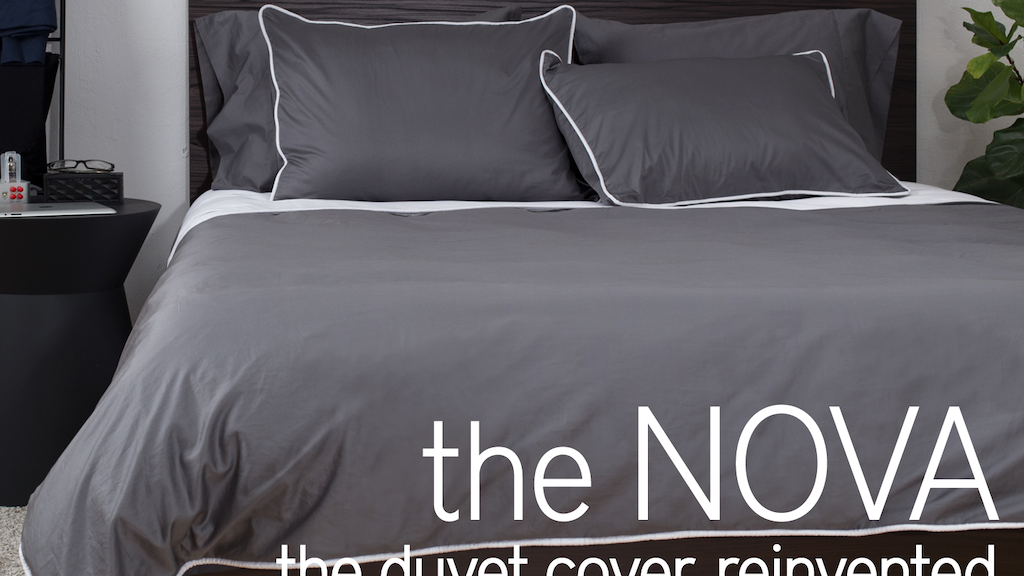 The Nova: The Duvet Cover Reinvented project video thumbnail