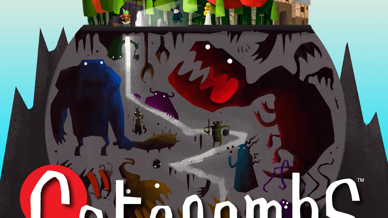 Catacombs by Elzra Games — Kickstarter