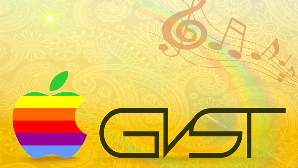 Project image for GVST on the Mac