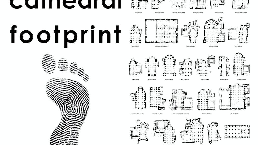 cathedral footprint by maddmdesign — Kickstarter