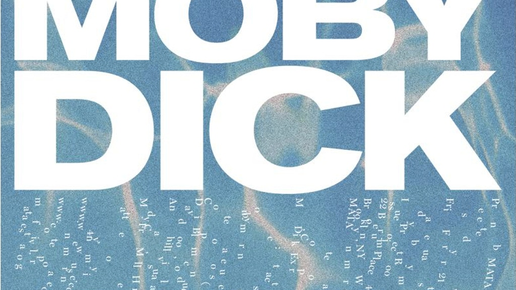 Moby Dick: An Oratorio project video thumbnail
