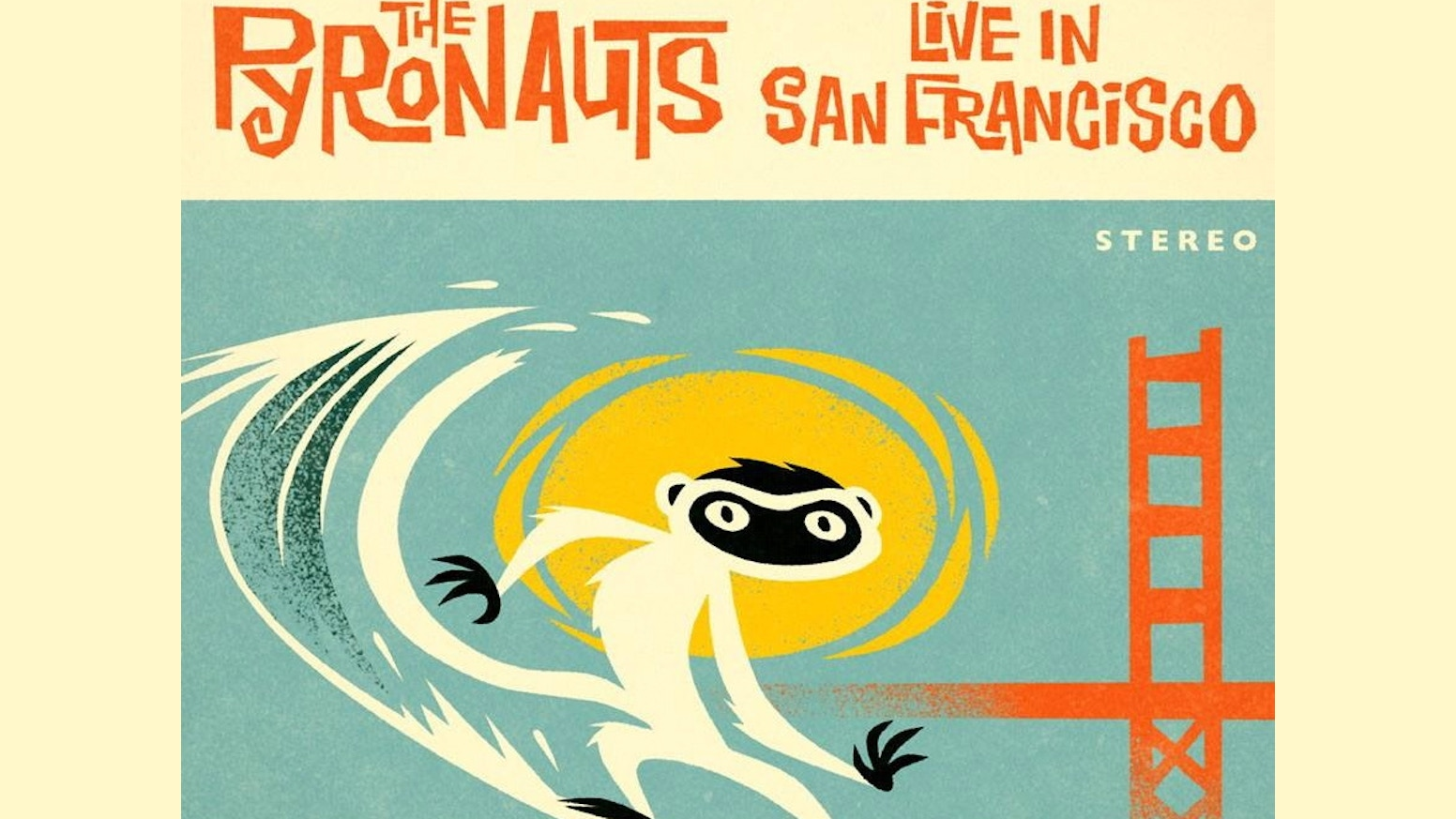 The pyronauts european tour kickoff show and new live cd for European motors san francisco