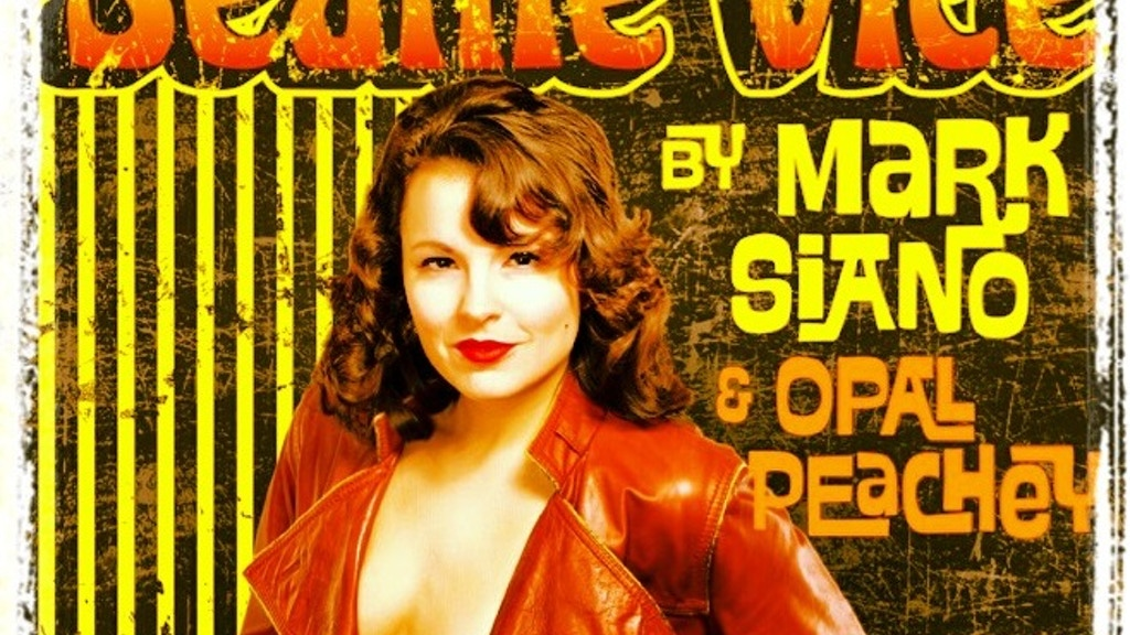 SEATTLE VICE - Bringing sexy, historic cabaret to life project video thumbnail