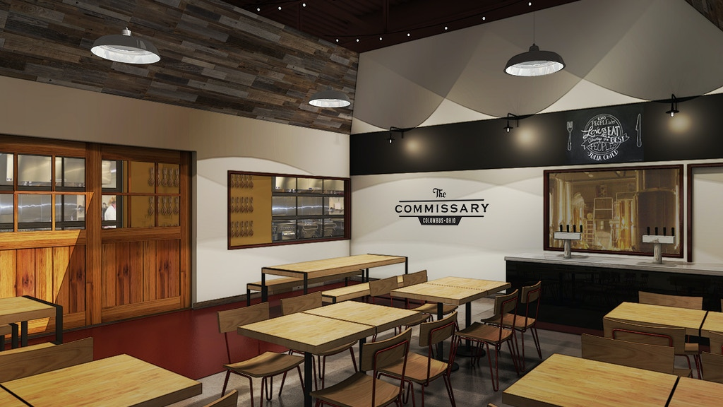 The commissary where food connects community by kate for Food s bar unloc