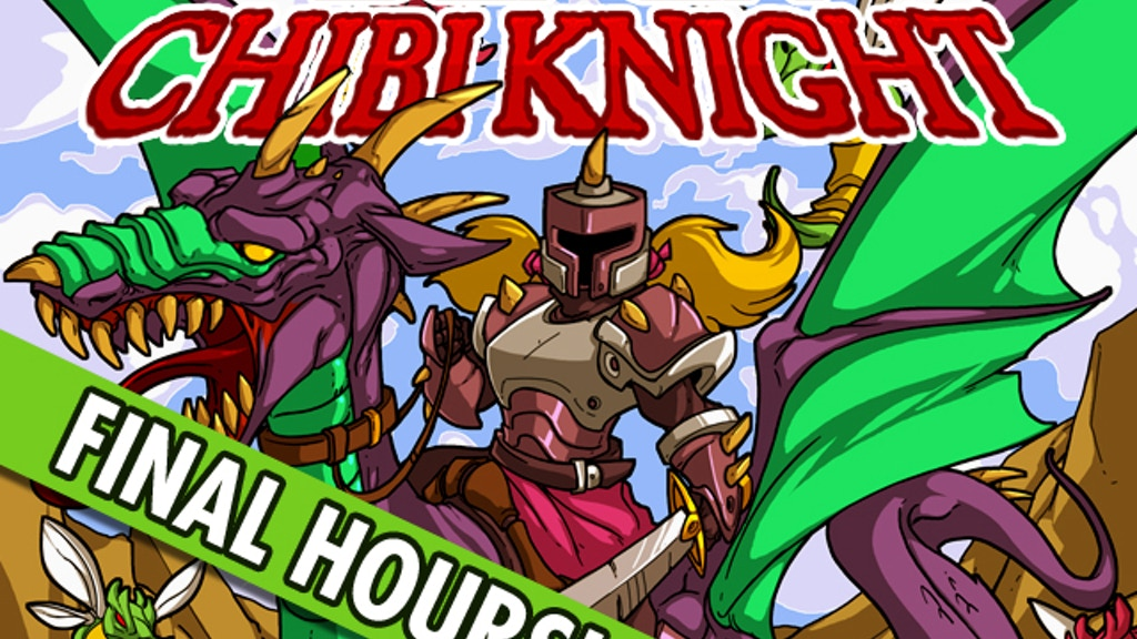 Super Chibi Knight: A Cute Spicy RPG Adventure project video thumbnail