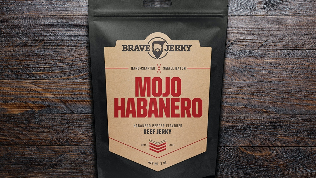 Brave Jerky: Handcrafted Spicy Beef Jerky project video thumbnail