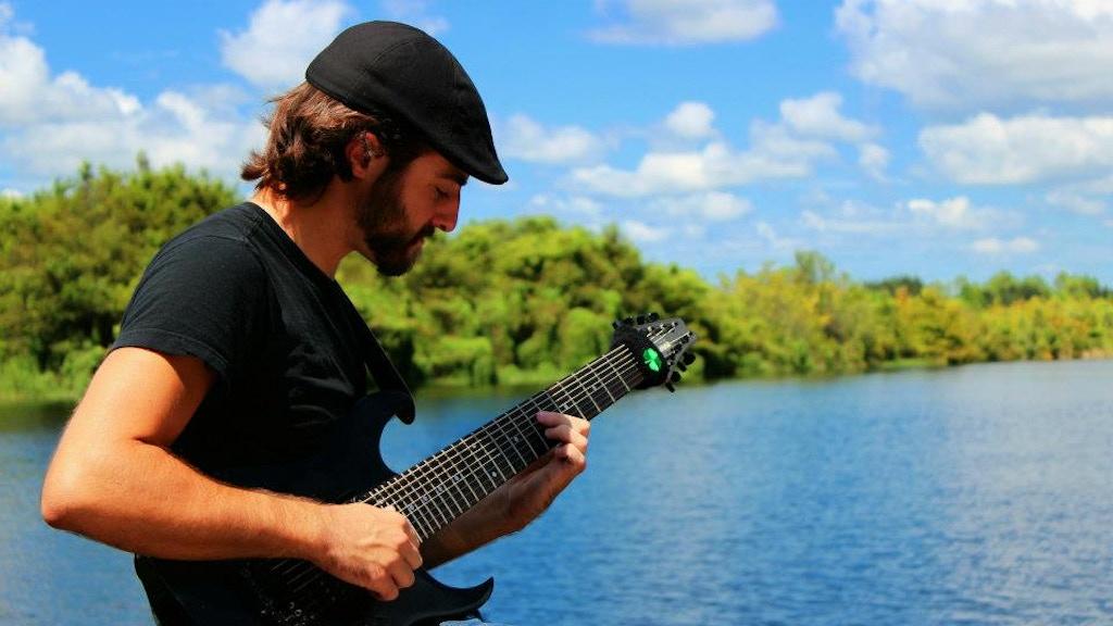 Clean 8 String Guitar CD - Dean Murphy project video thumbnail