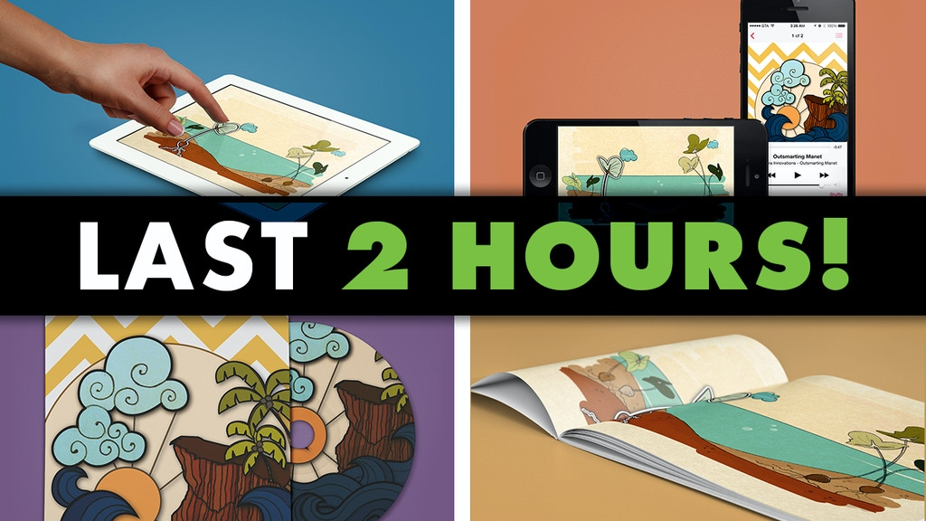 Outsmarting Manet! Pre-Order The Fish that Almost Ate Guam project video thumbnail