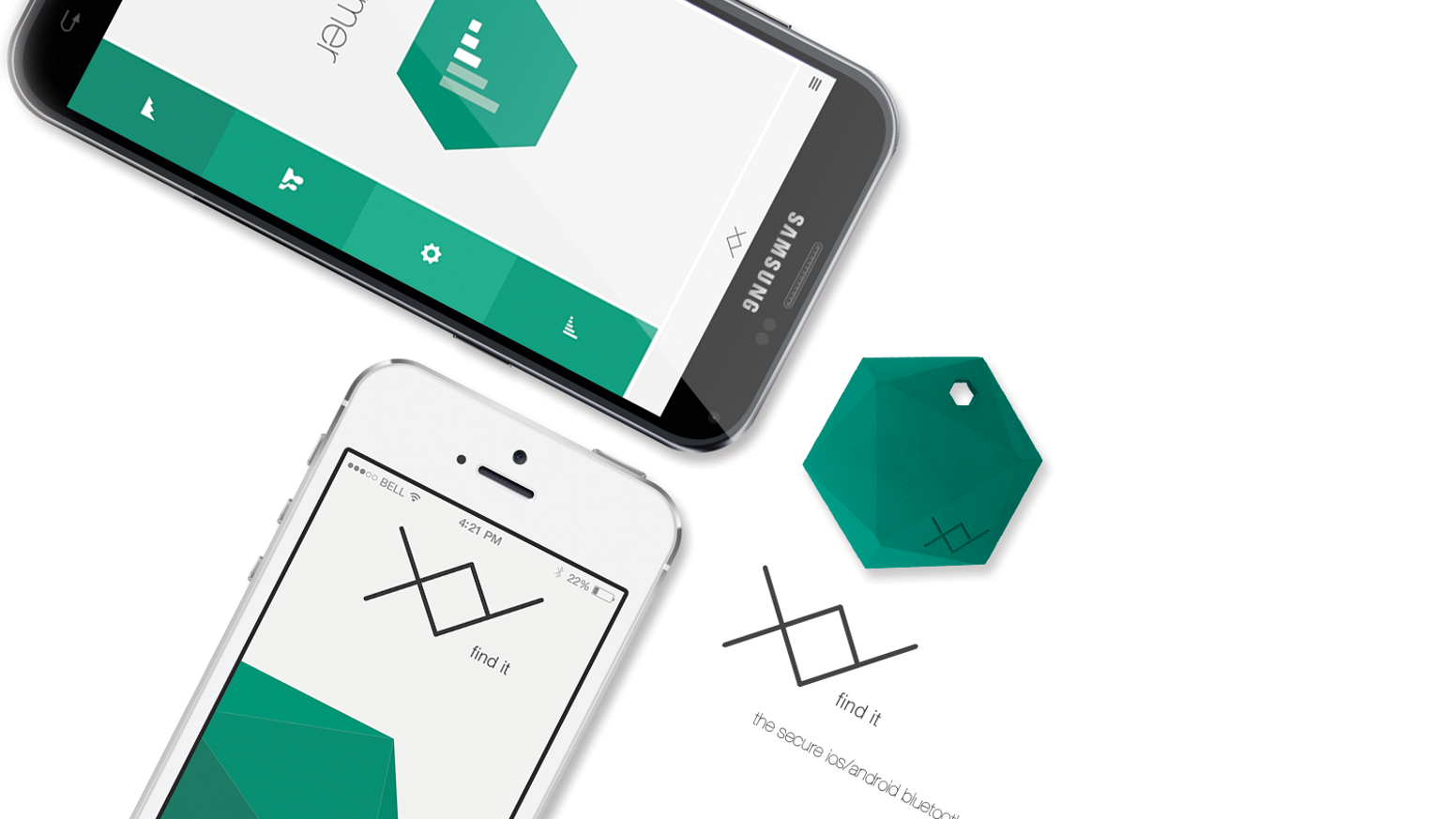 XY - The secure iOS/Android Bluetooth tracking tag by XY-FindIt ...