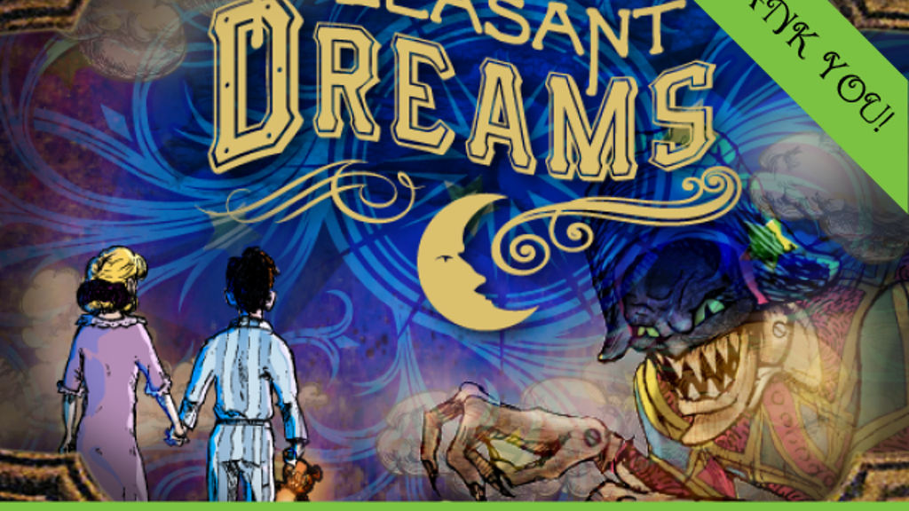 Pleasant Dreams:  A Card Game of Nightmares project video thumbnail