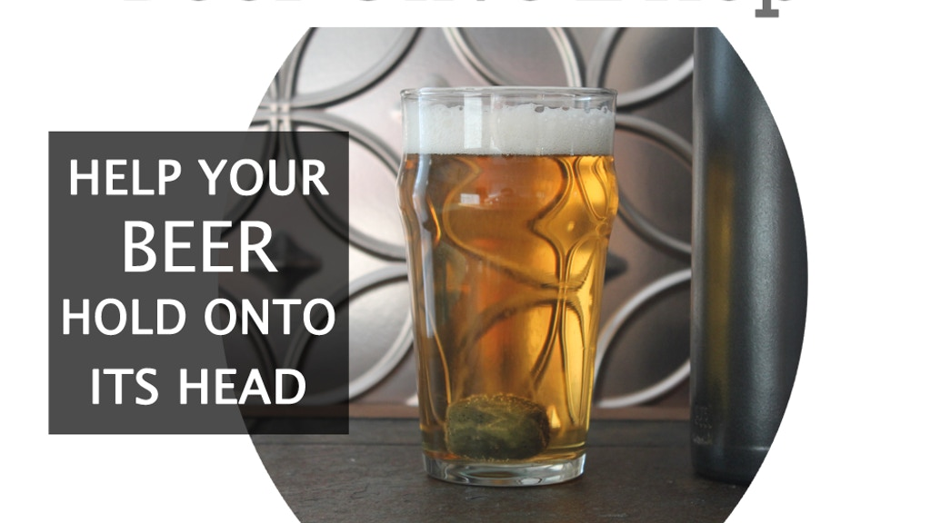 Beer Olive & Hop: active carbonation release for beer project video thumbnail