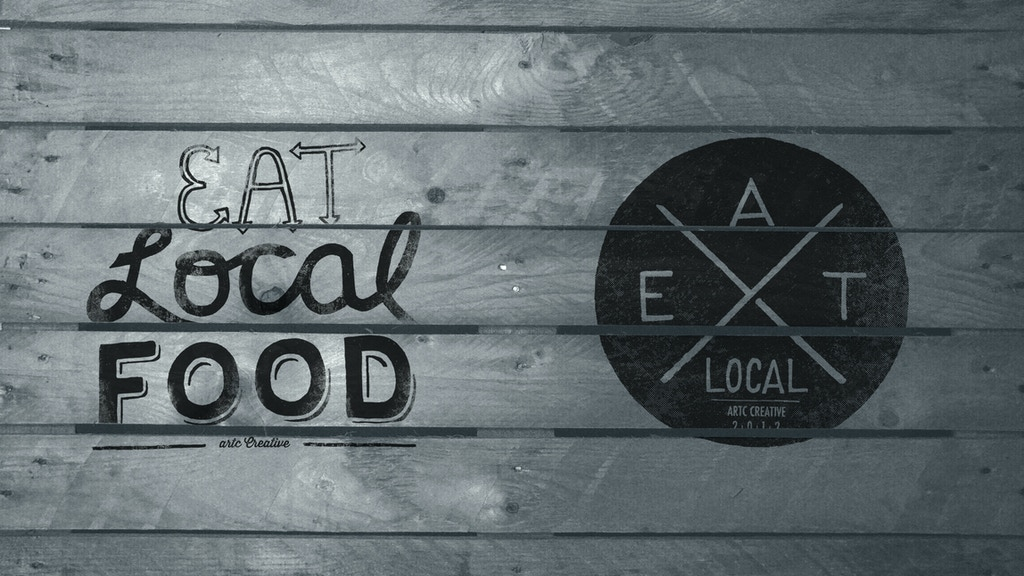 Eat local, believe in yourselfie & other creative goods project video thumbnail