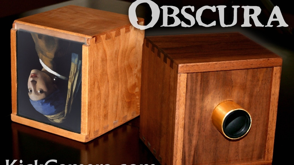 The Camera Obscura! Reviving the Old Masters' Secret Tool project video thumbnail