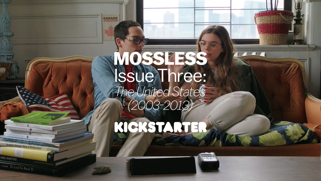 MOSSLESS Issue Three: The United States (2003-2013) project video thumbnail