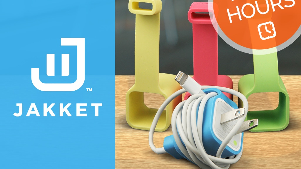 JAKKET Cable Management Gear for iOS, iPhone, iPad, iPod project video thumbnail