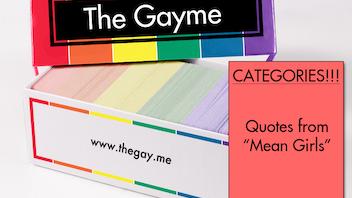 The Gayme