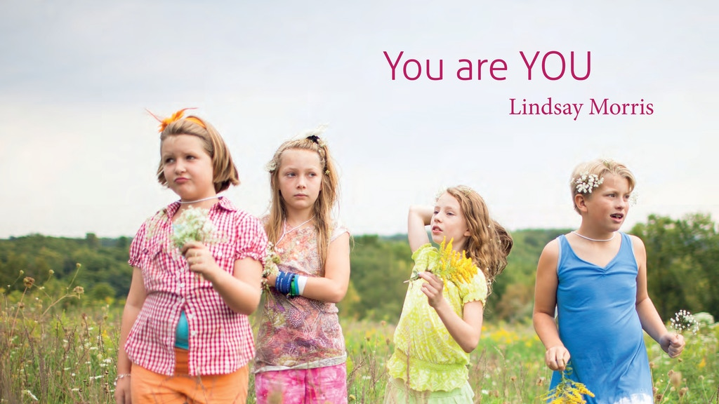 You Are You:        A photobook about gender unique children project video thumbnail