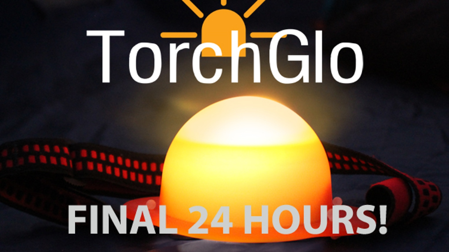 TorchGlo bring a social lighting atmosphere to the campsite! It diffuses headlamp light into a warmer, ambient glow.