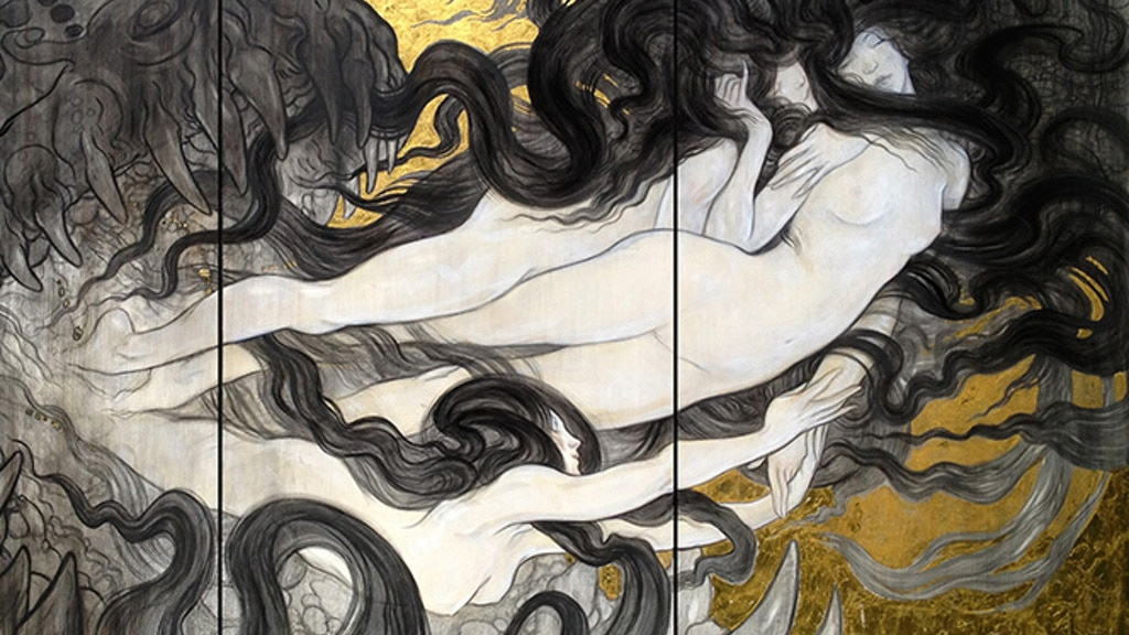 EVOLUTION: The Art of Rebecca Guay 1993-2014 project video thumbnail