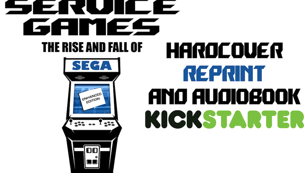Service Games: The Rise and Fall of SEGA (Hardcover Reprint) project video thumbnail