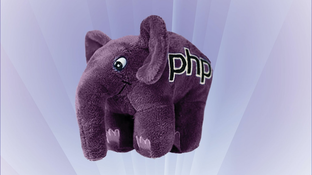 PHPWomen Purple ElePHPants project video thumbnail