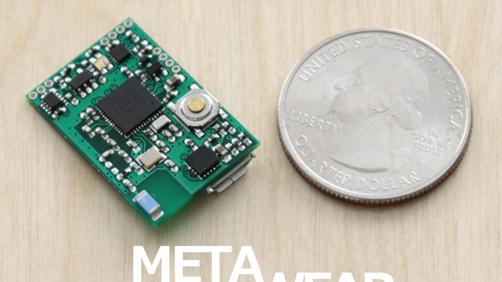 MetaWear: Production Ready Wearables in 30 Minutes or Less! project video thumbnail
