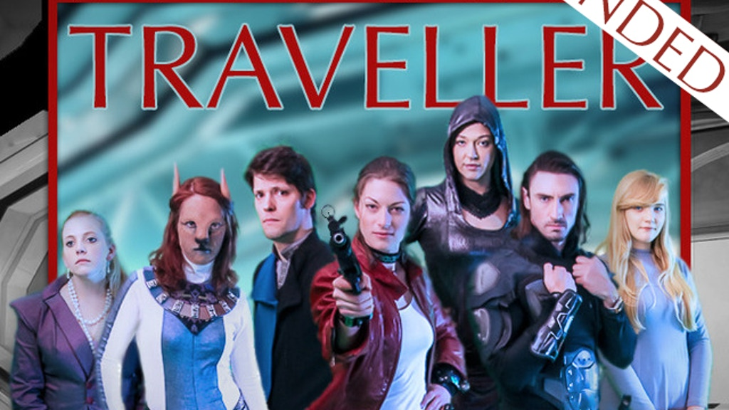 Spinward Traveller (T.V. Pilot) project video thumbnail