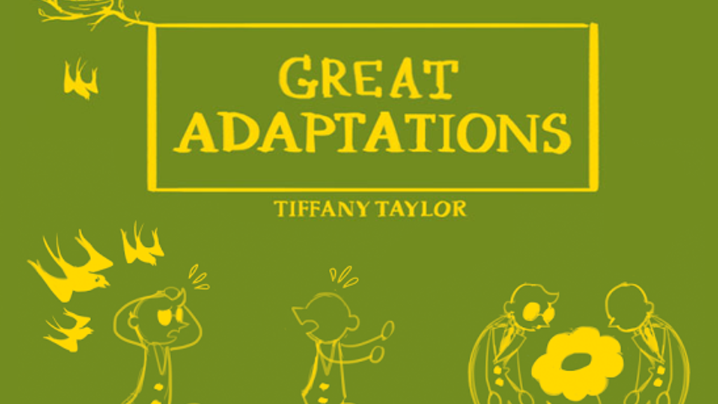 Great Adaptations - a children's book about evolution project video thumbnail